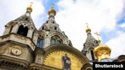 Собор Олександра Невського, Париж