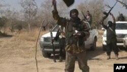 """""""Боко Харам"""" экстремисттик тобунун мүчөлөрү"""