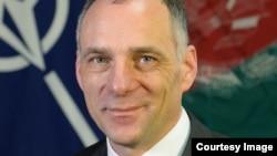 کورنلیوس سیمرمن نمایندۀ ارشد ملکی ناتو در افغانستان