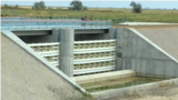 Дамба Северо-Крымского канала