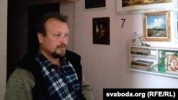 Старшыня таварыства ўласьнікаў Сяргей Галкін