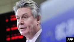 EU Trade Commissioner Karel De Gucht