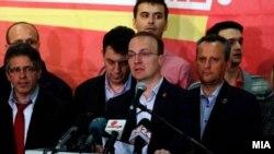 Архива - членот на Извршниот комитет на ВМРО-ДПМНЕАнтонијо Милошоски.