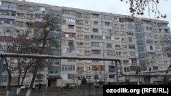 Дом, в котором проживала 12-летняя Дильноза Ахмедова.