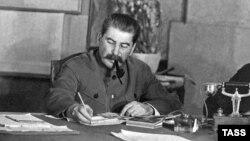 Иосиф Сталин. Архивное фото