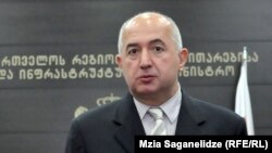 Госминистр Грузии по вопросам примирения и гражданского равноправия Паата Закареишвили