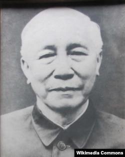 Vyetnamlı siyasi lider Le Duc Tho