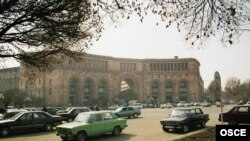 Ermənistan. Yerevan
