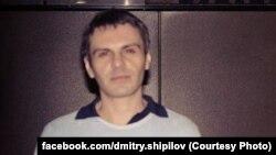 Ресейлік журналист Дмитрий Шипилов.