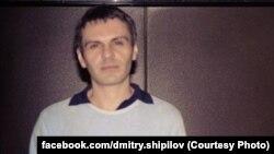 Украинадан саяси баспана алған ресейлік журналист әрі блогер Дмитрий Шипилов.