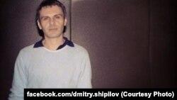 Российский журналист Дмитрий Шипилов.