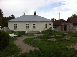 Здание музея-усадьбы семьи Степана Бандеры в городе Стрый