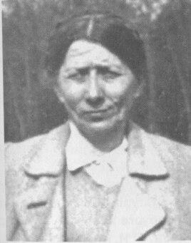 Лидия Осипова (фото из книги Владимира Батшева ''Писатели русской эмиграции'')