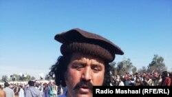 د پي ټي اېم یو مخکښ سردار عارف وزیر