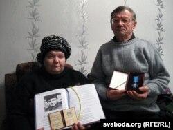 Ніна і Міхаіл Жызьнеўскія