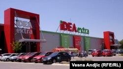 Hrvatska opozicija je zabrinuta za hrvatsko vlasništvo u Srbiji (na fotografiji Idea, lanac maloprodaje u Srbiji)