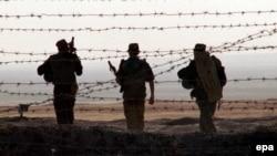 афганско-таджикская граница (иллюстративное фото)