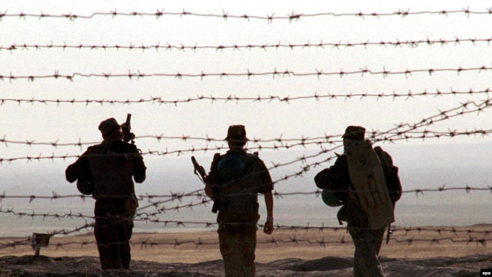 塔吉克斯坦宣布南部边界军队进入战备状态