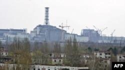 Чернобыль атом электр станциясы. Украина, 20 сәуір 2006ж.