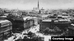 Viena în anii 1920 (Sursă: Biblioteca Centrală Universitară, Iași)