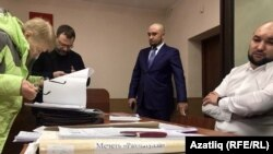 "Уртада ""Рәхмәтулла"" мәчете төзелешен яклаучы адвокат Руслан Нәгыев"