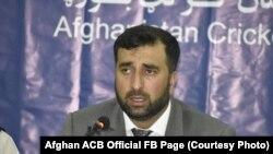 د افغانستان د کرکټ بورډ نوی رئیس فرحان یوسفزی