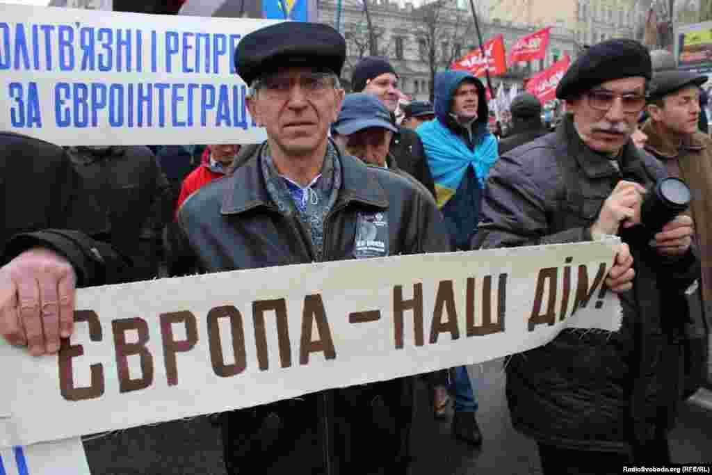 Kiyev, 24 noyabr 2013