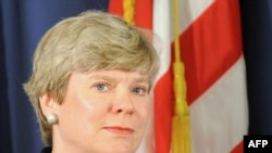 Rose Gottemoeller led the U.S. delegation in the three-day Geneva round that ended on June 3.