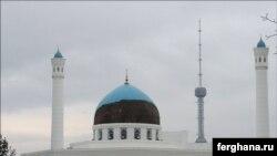 Toshkentdagi Minor masjidi.