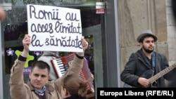 În 2013 de Ziua Internațională a Romilor