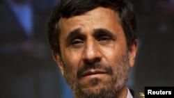 მაჰმუდ აჰმადინეჟადი, ირანის პრეზიდენტი