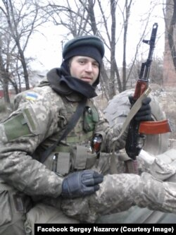 Євген Поляков, оборонець ДАПу