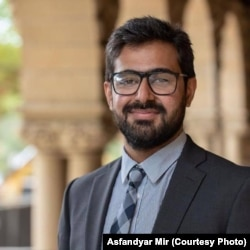 Political scientist Asfandyar Mir is a postdoctoral fellow at the Center for International Security and Cooperation at Stanford University.