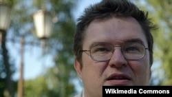 Polish-Belarusian journalist Andrzej Poczobut