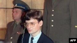Mathias Rust SSRİ məhkəməsində, 1987
