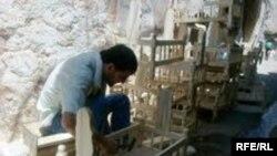 سوق النجارين في الموصل