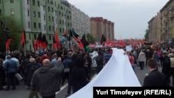 """Оппозиционный """"Марш миллионов"""" в Москве"""