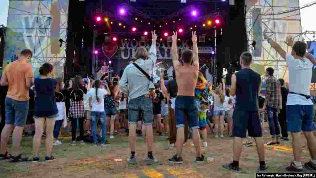 Італійський гурт Le Basour уже не вперше в Україні