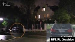 Автівку, в яку сів Бойко, журналісти бачили запаркованою біля віденського будинку Фірташа