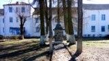 Колішні кляштар езуітаў у Жодзішках (цяпер псыхіятрычная лякарня)