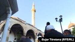 Xhami në Prishtinë