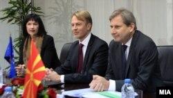Johanes Han u Makedoniji