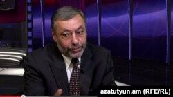ԱԺ պատգամավոր, Հայաստանի նախկին արտգործնախարար Ալեքսանդր Արզումանյանը: