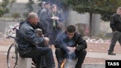 Оппозиция до сих пор не может оправиться после силовой акции правительства 7 ноября