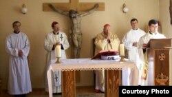 Вместе с остальным католическим миром избрания нового понтифика с нетерпением ждали и католики, живущие в Грузии