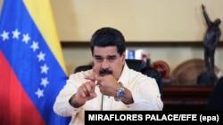 Moskva Venesuelanın sosialist lideri Maduronu bütün vasitələrlə dəstəkləyir