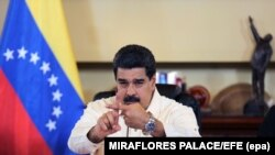 Presidenti venezuelas, Nicolas Maduro.