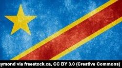 Сьцяг Дэмакратычнай Рэспублікі Конга