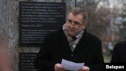 Мілан Экерт, амбасадар Чэхіі ў Беларусі