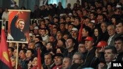 Архивска фотографија - митинг на ВМРО-ДПМНЕ во Прилеп.